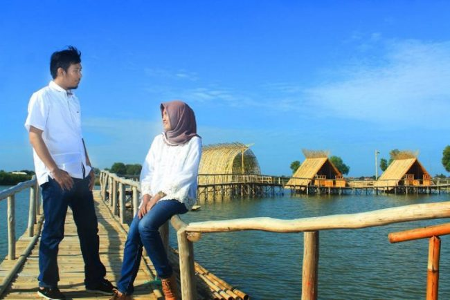 Pantai Karang Song via IG @mr.sanz_keripikbuah