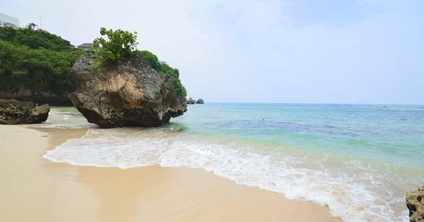 Pantai Labuan Sait via Rentalmobilbali