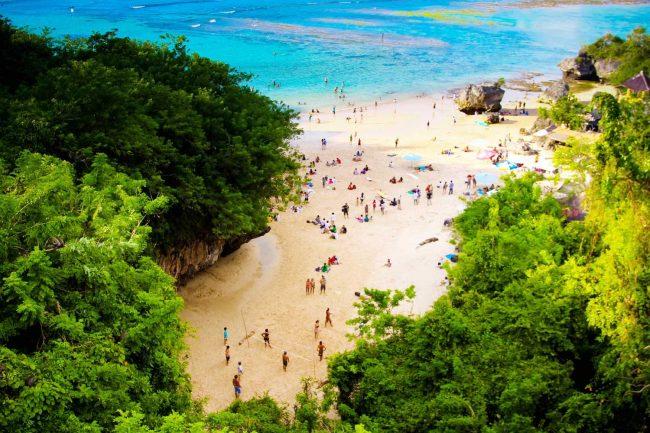 Pantai Padang – Padang via Ksmtour