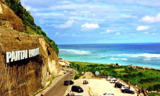 Pantai Pandawa via Metrobali