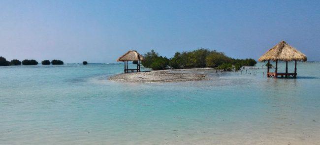 Pantai Pasir Perawan via Heikaku - Tempat Wisata di Pulau Seribu