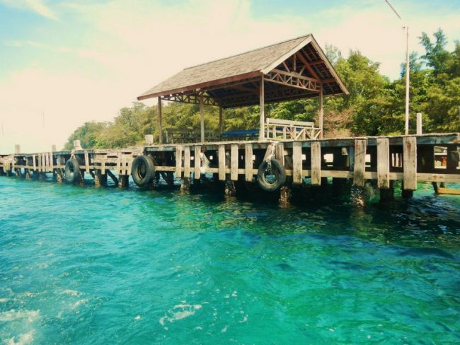 Pantai Pulau Bira via Dewawisata