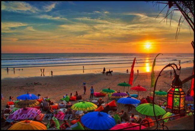 Pantai Seminyak via Balifornian