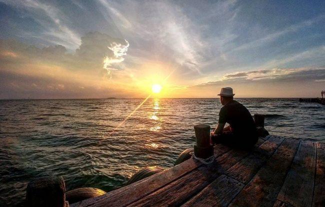 Pulau Ayer via IG @aditkribs