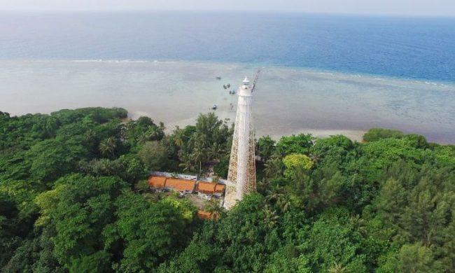 Pulau Biawak Indramayu via Detik