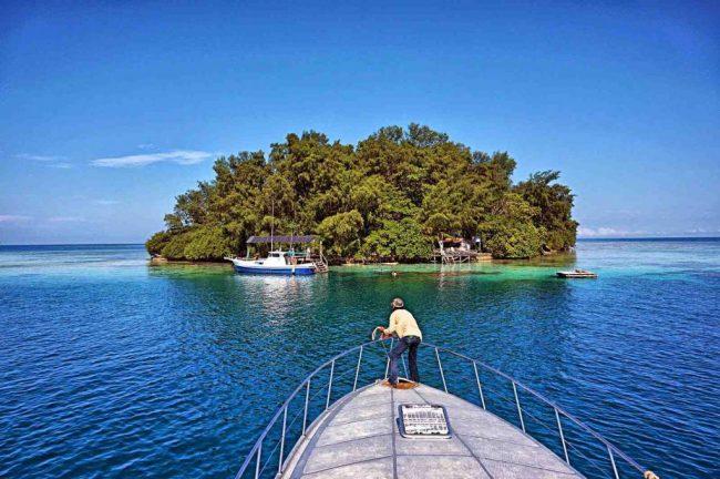Pulau Harapan via Paradiso Traveling