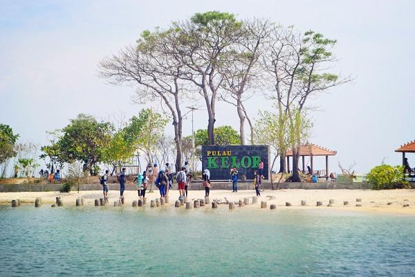 Pulau Kelor - Tempat Wisata di Pulau Seribu