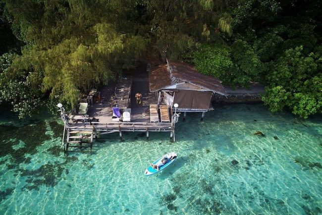 Pulau Macan via krjogjacom