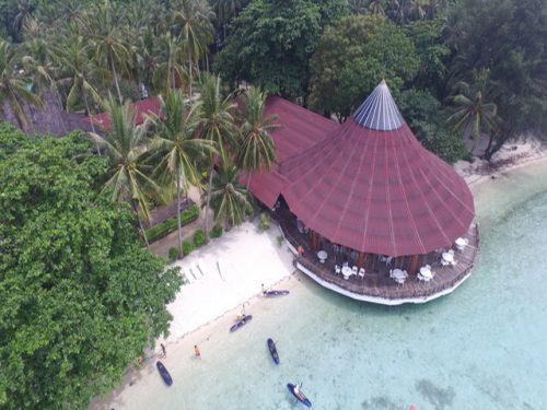 Pulau Pantara via pulauseribu-resorts.com