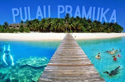 Pulau Pramuka via Touristama