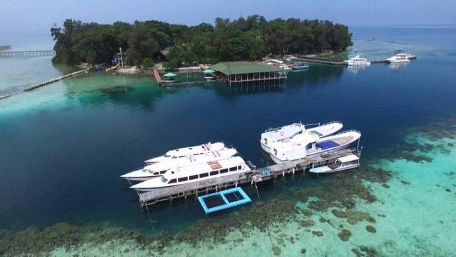 Pulau Putri via YouTube