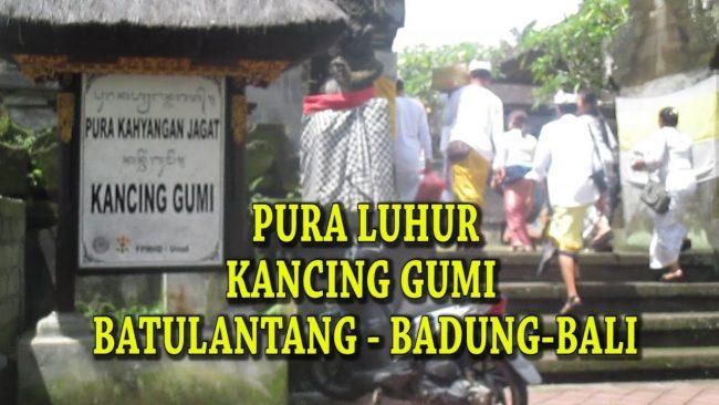 Pura Kancing Gumi via Youtube