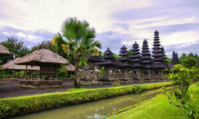 Pura Taman Ayun via Balifactualnews