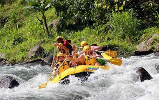Sungai Ayung via aswindrajaya