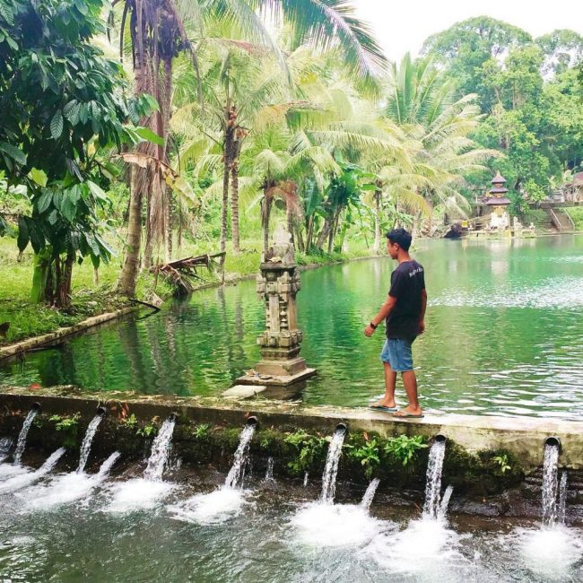 Taman Mumbul via Kintamani