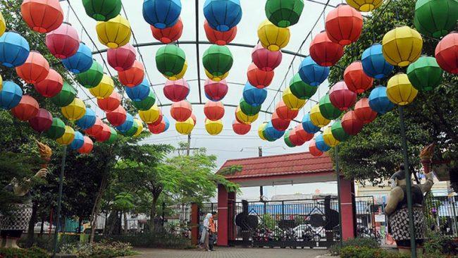 Taman Rekreasi Andhang Pangrenan via Radarbanyumas