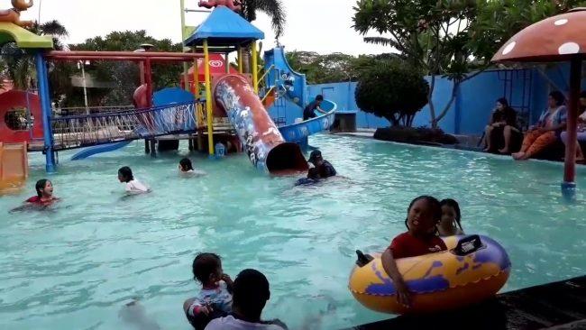 Waterboom Tirta Djaya via Youtube