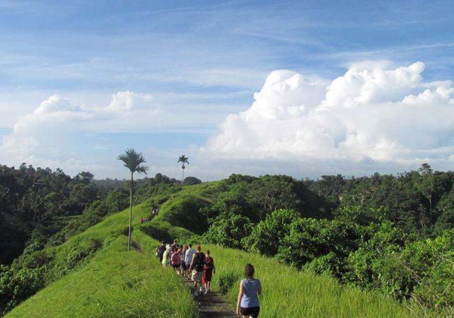 Wisata Gunung Abang via Kintamani
