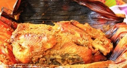 Wisata Kuliner Ayam Be keren