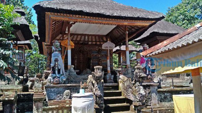 Wisata Pura ulun Subak Bukit Jati via Tribunnews