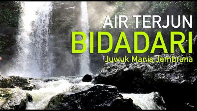Air Terjun Bidadari via Youtube