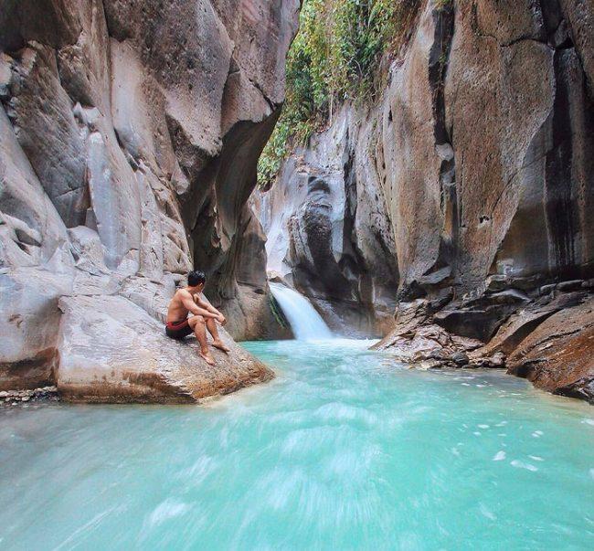 Air Terjun Mangku Sakti - tempat wisata di Lombok Timur