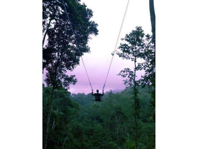 Ayunan Sidemen Bali via Imagekit