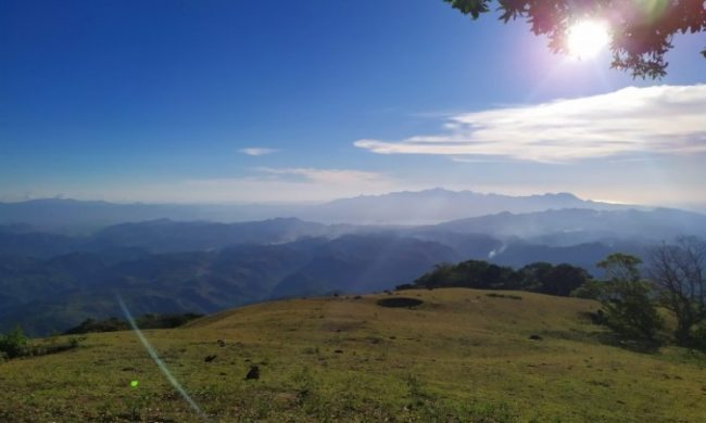 Bukit Pundu Nence via Micom