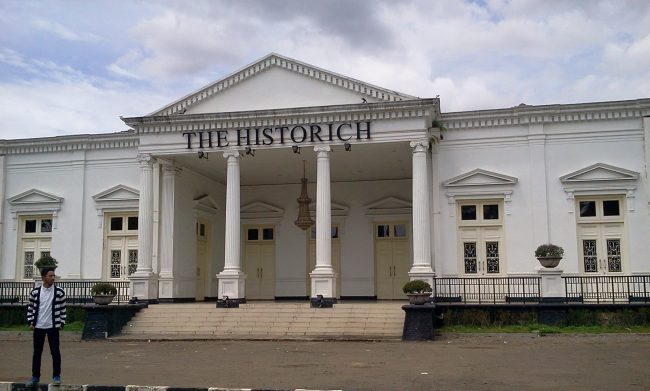 Gedung The Historich via Ridwanderful