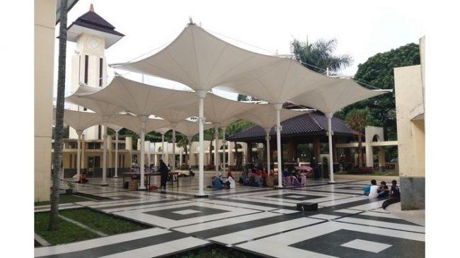 Masjid Agung Kota Cimahi via Tribunnews