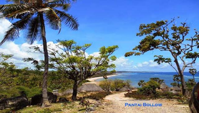 Pantai Bollow