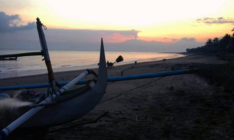 Pantai CandiKusuma via Kintamani