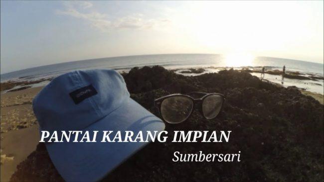 Pantai Karang Impian via Youtube