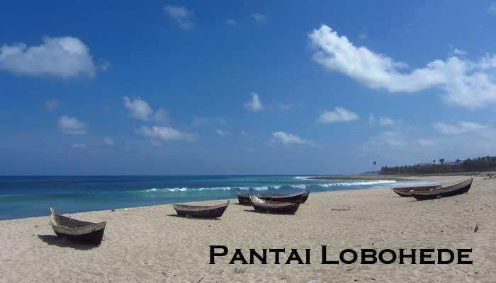 Pantai Lobohede
