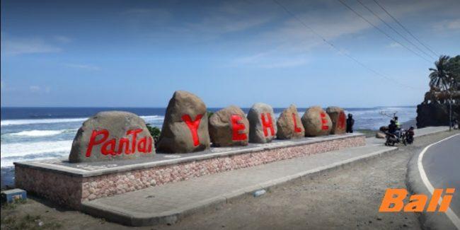 Pantai Yeh Leh via Wanawisata