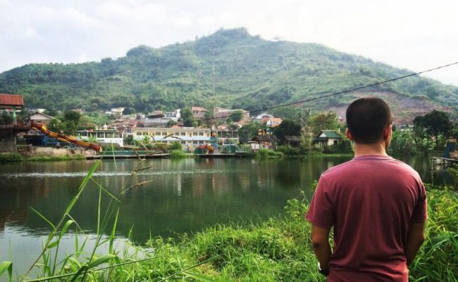 Situ Ciseupan via IG @iting_bandung