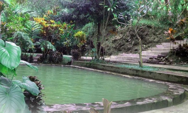 Wisata Air Panas Angseri