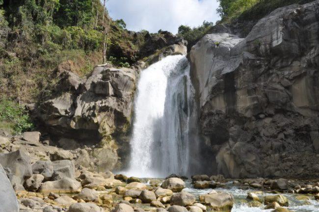 Wisata Air Terjun Kaliage - tempat wisata di Lombok Timur
