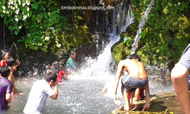 Wisata Air Terjun Otak Kokog via Lomboknesia