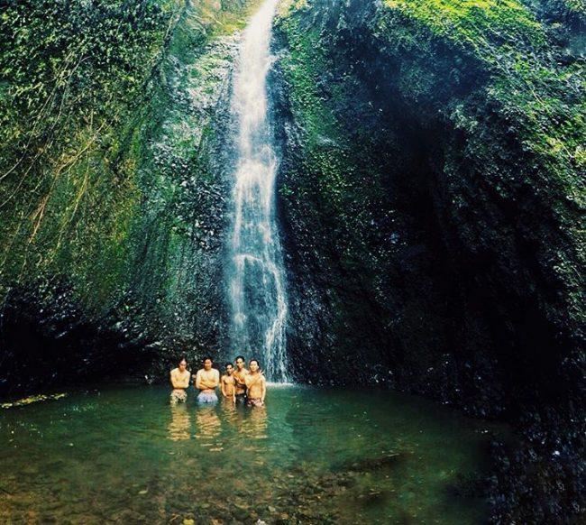 Wisata Air Terjun Tibu Tengah