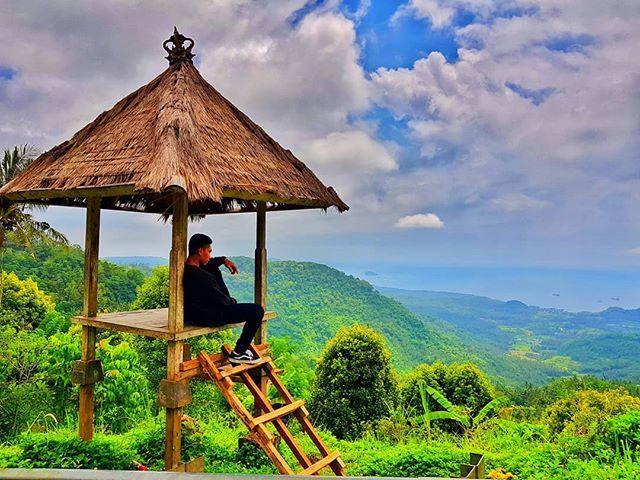 Wisata Bukit Putung