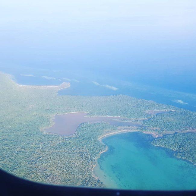 Wisata Danau Laut Mati via IG @kamurotendao