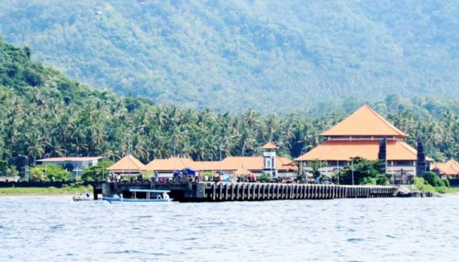 Wisata Dermaga Tanah Ampo via Balitribune