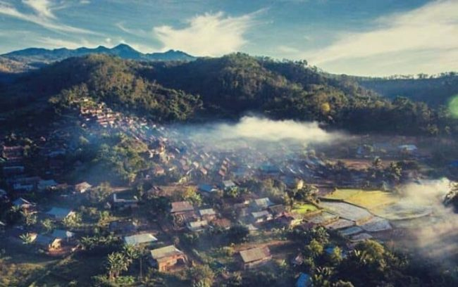 Wisata Desa Tepal via Batulanteh