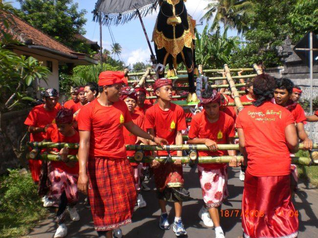 Wisata Desa Tihingan Penghasil Gong Artistik via Panduanwisata