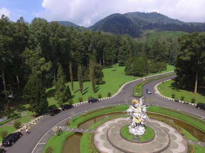 Wisata Kebun Raya Bali via Wikipedia