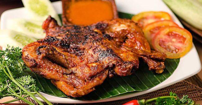 Wisata Kuliner Ayam Bakar Taliwang via Okezone
