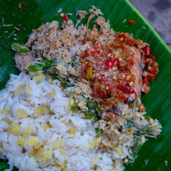 Wisata Kuliner Nasi Sela