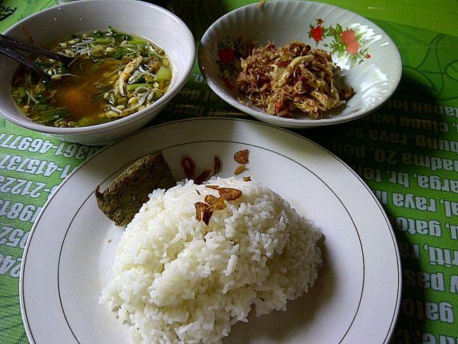 Wisata Kuliner Nasi sambel Bejek Matah