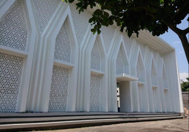 Wisata Masjid Baiturrahman